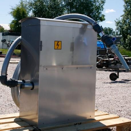 SEPTIC 200 Latrintömningsstation