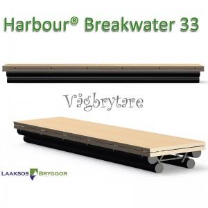 Vågbrytare 33 Harbour®