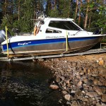 VR-2000E Båtslip