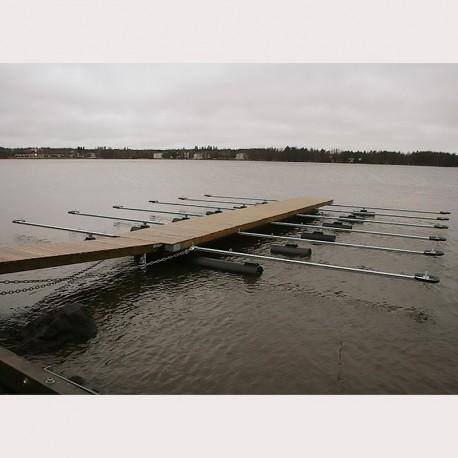 4 båtplatser Outrigger båthamn - båtbtygga