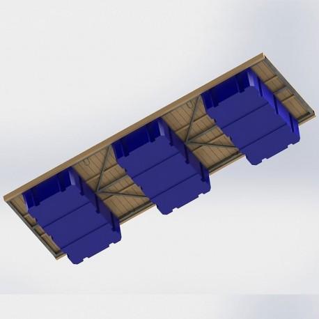 Modulponton float1000