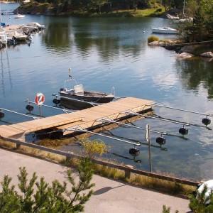 Harbour® Std 2,4x8m paket-2 flytbrygga