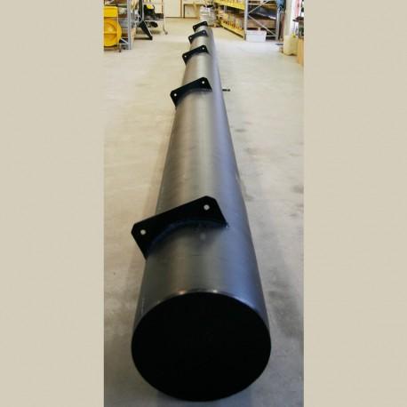 40x600cm Rörponton