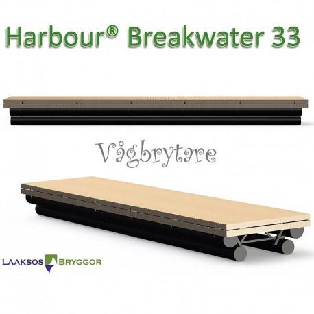Harbour® vågbrytare 33