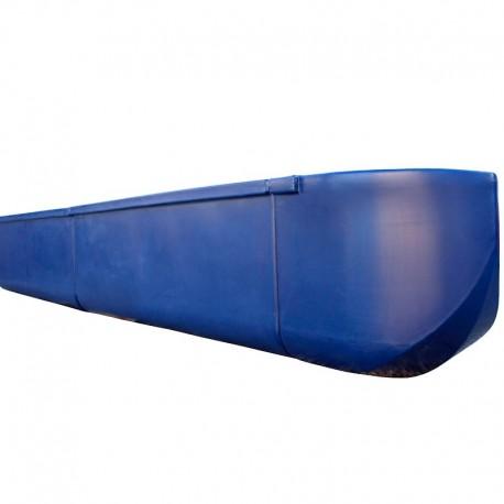 AD-ponton fördel pontonbåt, bastuflotte, bojeka mm