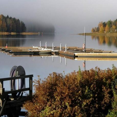 HeavyDock, Rti Ø610 Stålrörspontonbrygga