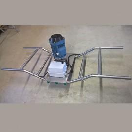 EL-Rotator handhållen (hyra)
