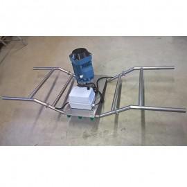 Elektisk handhållen rotator