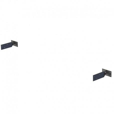Gångjärn, T-formad till Låg-Susanna™ flytbrygga