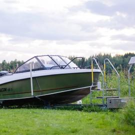 VR-1000 Båtslip