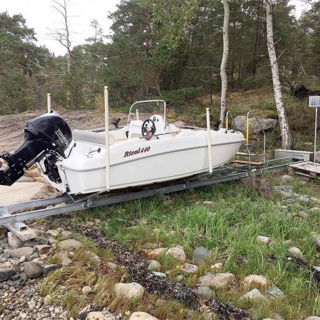 VR-700E Båtslip
