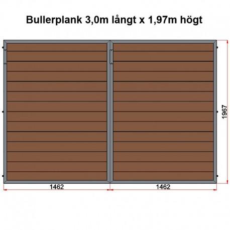 2960x2243 Bullerplank