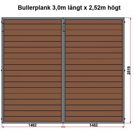 2960x2519 Bullerplank
