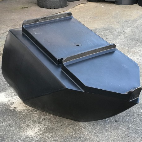 W800 ponton-för
