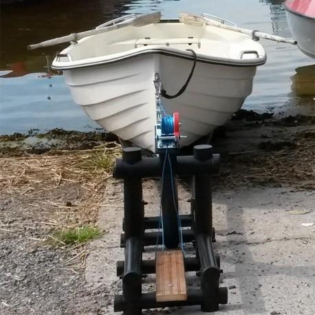 VB-150 med vinsch Båtslip