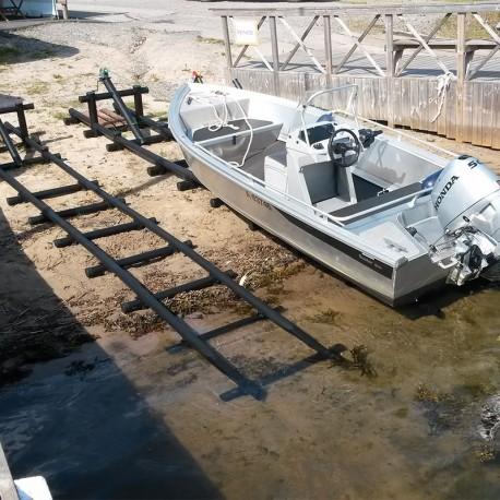 VB-500 Båtslip