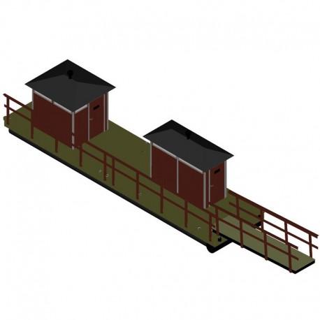 Rti™ WC Maja Miljöbrygga