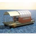 101 mobil pontonhusbåt